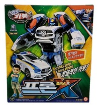 Hello Carbot Fron Police X Transformation Action Figure Toy image 8