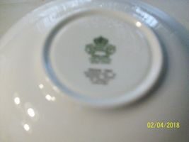 "10#    Aynsley Idn Tree 5 1/2""  Saucer Bone China England Vintage image 6"