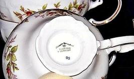 Bavarian German China Set of Johann Haviland Tea Cups AB 55-A  Vintage image 2