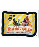 2006 Topps Wacky Packages Series 4 Fishermna's Phlegm Trading Card 34 ANS4 - $5.99