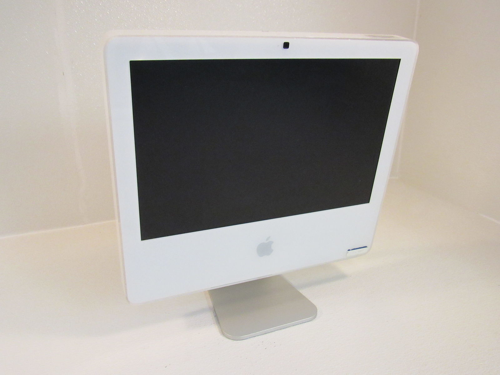 Apple iMac 4.1 All In One 17 Inch Computer 160GB HD 1.83GHz Intel Duo Core A1173