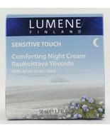 Lumene Finland Sensitive Touch Comforting Night Cream 1.7 oz ea. *Twin P... - $12.95