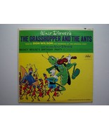 Walt Disney's The Grasshopper And The Ants / Mickey Mouse's Birthday Par... - $25.98