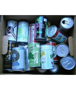 Collection of 35 Vintage Beer Cans Plus 5 Other Various Cans.  - $49.95