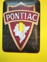 Pontica Metal Switch plate - $11.00