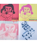 Stereolab 'Switched On' 24 x 24 single sided soft Promo Record Poster fo... - $14.95