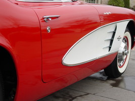 1961 Fuel Injected Corvette For Sale In Heath, TX 75032 image 3