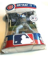 2016 Imports Dragon Chicago Cubs Kris Bryant #17 MLB NL Action Figure New - $24.74