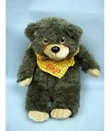 """Hasbro 17"""" Bingo the Bear 1986 - Needs Repair - $45.99"""
