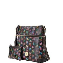 Dooney & Bourke Signature Crossbody Bag with Medium Wristlet
