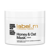 Label.m Honey & Oat Treatment Mask For Dry and Dehydrated Hair