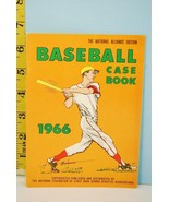 NFHS 1966 Baseball Case Book National Alliance Ed. High School College - $9.99
