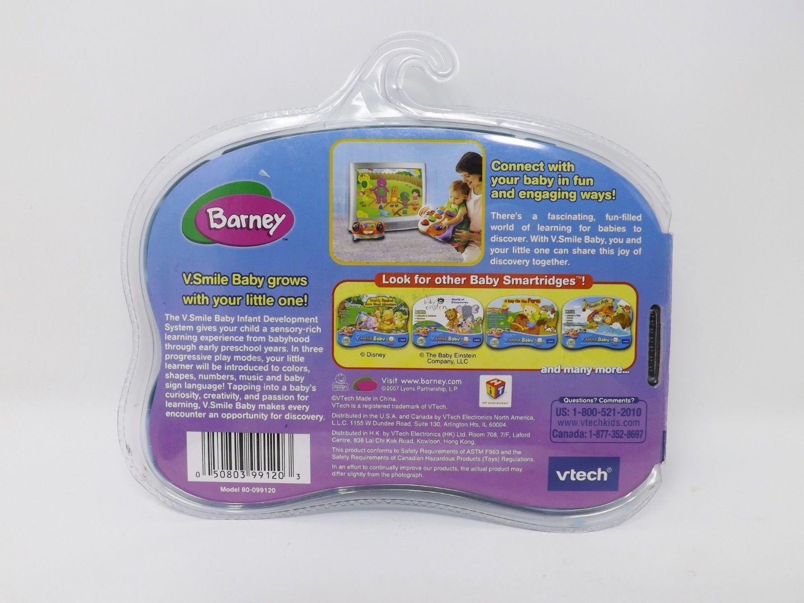 Vtech V.Smile Baby Infant Development System - Noah's Ark Animal Adventures