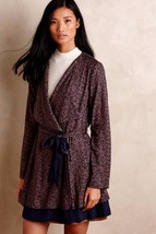 Nwt Anthropologie Belted Logan Trench Coat By Harlyn M - $84.99
