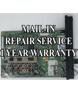 Mail-in Repair Service For LG 60PA6500 Main Board 1 YEAR WARRANTY - $145.00