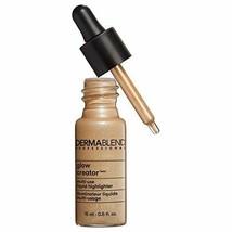 Dermablend Glow Creator Liquid Highlighter Makeup Gold 0.5 Fl. Oz. - $19.75