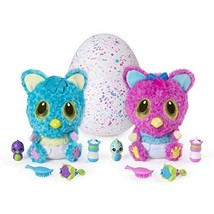 Hatchimals HatchiBabies Cheetree Hatching Egg with Interactive Pet Baby ... - $48.81