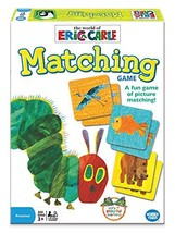 The Wonder Forge Eric Carle Matching Game - $35.80