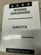 2005 DODGE DAKOTA TRUCK Electrical Wiring Diagram Manual OEM EWD ETM  - $47.47