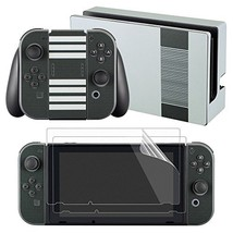 eXtremeRate NES Edition Full Set Skin Sticker Decal for Nintendo Switch ... - $14.69