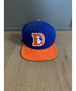 Denver Broncos New Era 2017 Color Rush 9FIFTY Snapback Adjustable Hat - ... - $22.00