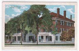 Dunson Hospital La Grange Georgia 1920c postcard - $4.46
