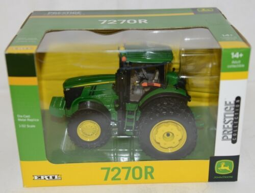 John Deere TBE45477 Prestige Collection Die Cast 7270R Tractor