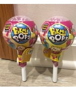 LOT OF 2 PIKMI SURPRISE POPS MYSTERY SMALL LOLLIPOPS NIP - $21.99