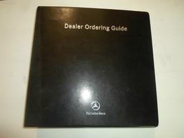 2000s Mercedes Benz 220 215 Technical Service Bulletins Updates Manual BINDER - $69.25