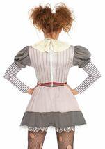 Leg Avenue Gruselig Clown es Pennywise Kleid Erwachsene Damen Halloween Kostüm image 3
