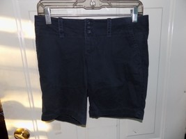 American Eagle Navy Blue Stretch Shorts Size 0 Women's EUC - $19.44