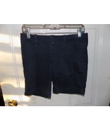 American Eagle Navy Blue Stretch Shorts Size 0 Women's EUC - $18.72
