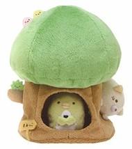 New! Sumikko Gurashi Scene Plush Doll Stuffed San-X Japan MP-75401 F/S - $51.41