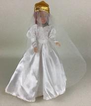 Disney Princess Ariel The Little Mermaid Bride Doll Wedding Vintage Tyco... - $29.65