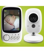 3.2inch Wireless Video Color Baby Monitor High Resolution Security Camer... - $107.99