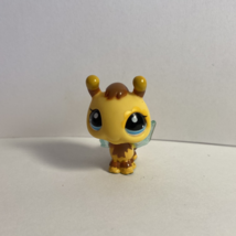 Littlest Pet Shop LPS #2203 Authentic Bee with Blue Eyes - $5.99