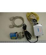SICK BARCODE SET/KIT CLV422-2010 LASER READER WT9-2P430 POWER SUPPLY PS5... - $167.99