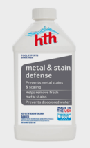HTH Metal & Stain Defense Prevent/Remove Scaling Fresh Stains Mineral 67... - $24.99