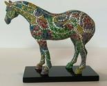 The Trail of Painted Ponies Caballo Brillante Horse Figurine Statue Item #1456 - $42.70