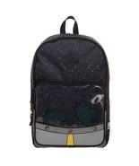 Cartoon Network Rick And Morty UFO Backpack Black - $66.98