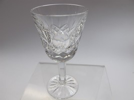 Waterford crystal Lismore cordial glass Signed - $13.10