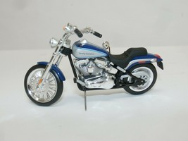 Hallmark 2005 Harley Davidson 2000 Softail Deuce Motorcycle Christmas Ornament - $10.00