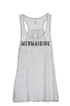 Thread Tank Mermaiding Women's Sleeveless Flowy Racerback Tank Top Sport... - $24.99+