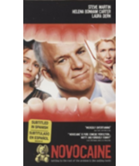 Novocaine Vhs - $9.75