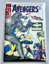 The Avengers #37 Silver Age Collectible Comic Book 1967 Marvel Comics! - $30.39