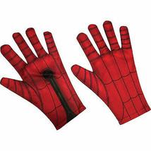 Spiderman Adult Costume Gloves Red - $21.98