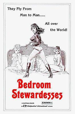 Primary image for Bedroom Stewardesses - 1968 - Movie Poster