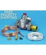 FMEA SAFETY VALVE KIT -REPLACES BAKERS PRIDE M1104A  MODELS: Y600, DS805... - $128.69