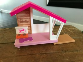 Mattel Barbie Doghouse Pet Puppy Dog House Bed Play Toy - $8.31