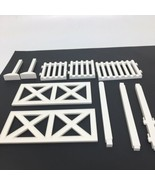 Breyer Classics 3 Horse Stable Replacement Parts- For Parts Only - $9.49